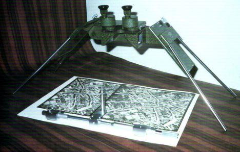 Stereoskop - Alat yang digunakan untuk melakukan kegiatan Interpretasi Citra