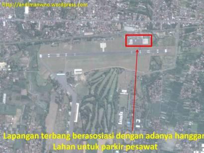 Bandara/Lapangan Terbang