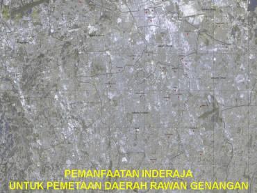Foto Udara Wilayah Jakarta