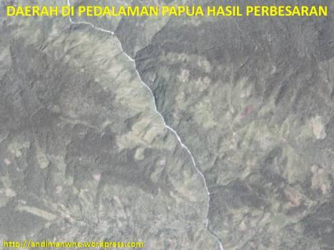 Daerah Pedalaman Papua