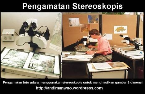 Pengamatan Stereoskopis