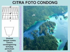 Citra Foto Condong