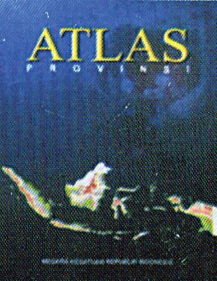 Kumpulan Peta Dalam Atlas sebagian besar termasuk dalam kategori peta Chorografi