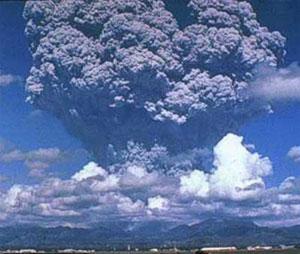 Model Erupsi Toba Supervolcano