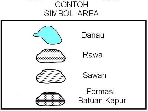 Peta Simbol